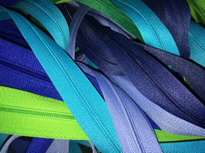 Chain Zippers & Zipper Tapes